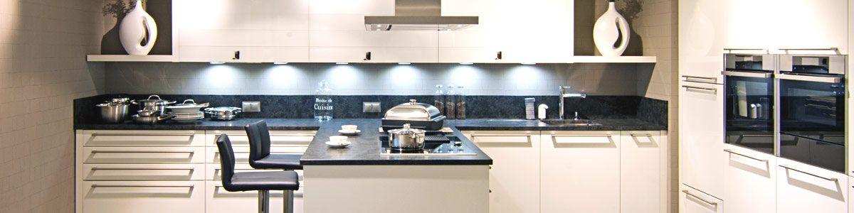 Küche zum wohnbereich geöffnet